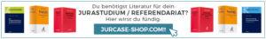 Rechtsliteratur JurCase Shop Jurastudenten und Referendare